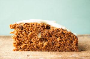 Carotte Cake Sans Gluten Mascarpone